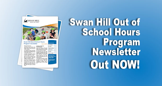 OOSH Program Newsletter Out Now – March 2018!